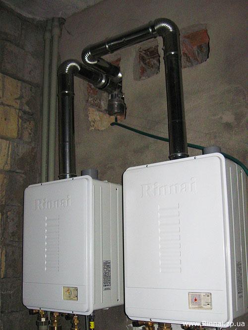 Котел и газовая колонка в один дымоход дымоход в бане из кирпича своими руками пошаговое руководство
